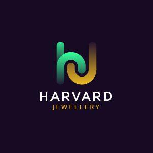hj letter logo