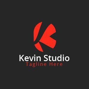 k letter logo