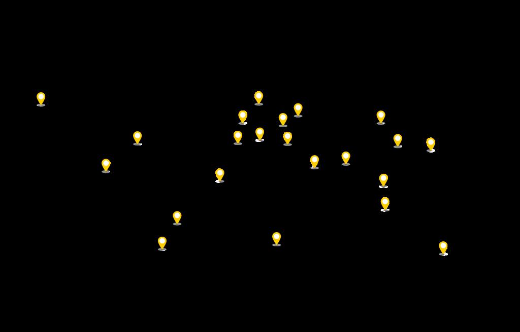 DCPL Presence Map